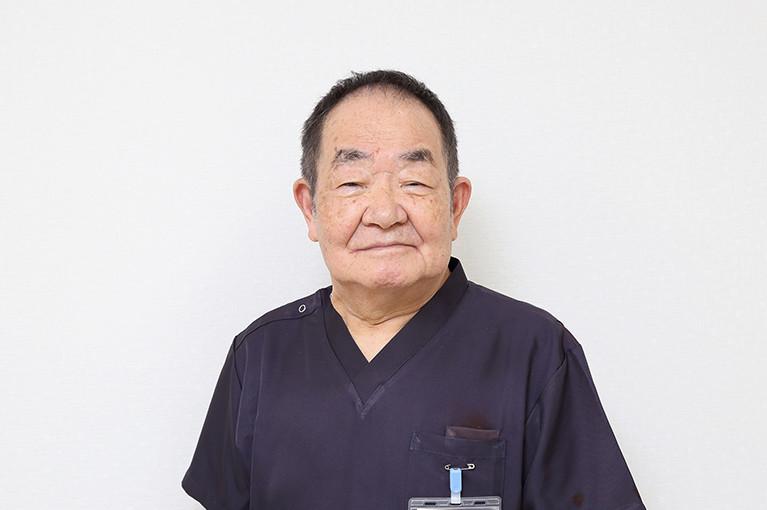 院長 松田好雄(まつだよしお)